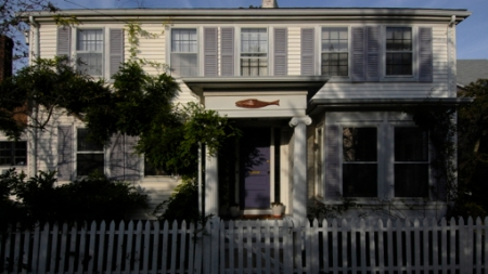 7 Gosnold Street, Provincetown (2009), by David W. Dunlap.