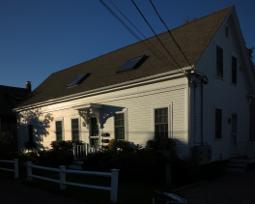 10 Law Street, Provincetown (2012), by David W. Dunlap.