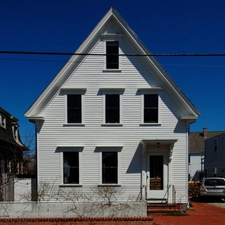 11 Johnson Street, Provincetown (2011), by David W. Dunlap.