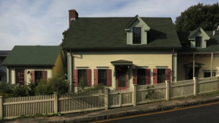 14 Howland Street, Provincetown (2012), by David W. Dunlap.