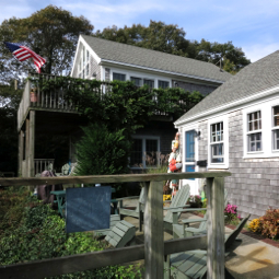 16 Howland Street, Provincetown (2012), by David W. Dunlap.