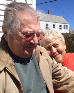 Ciro and Patti Cozzi, Provincetown (2012), by Kristin Hein. Courtesy of Kristin Hein.