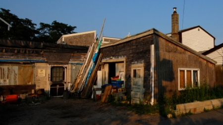 5 Howland Street, Provincetown (2009), by David W. Dunlap.