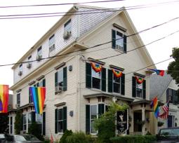 8 Johnson Street, Provincetown (2008), by David W. Dunlap.