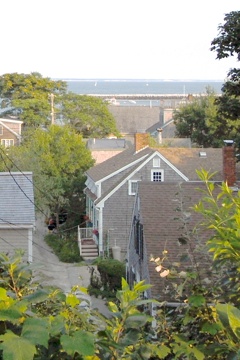 8 Lovetts Court, Provincetown (2009), by David W. Dunlap.