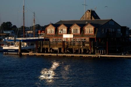 16 MacMillan Wharf, Provincetown (2009), by David W. Dunlap.
