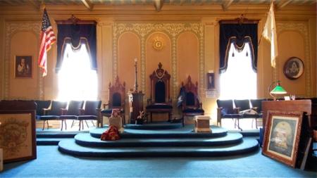 2 Masonic Place 01, Provincetown (2009), by David W. Dunlap.