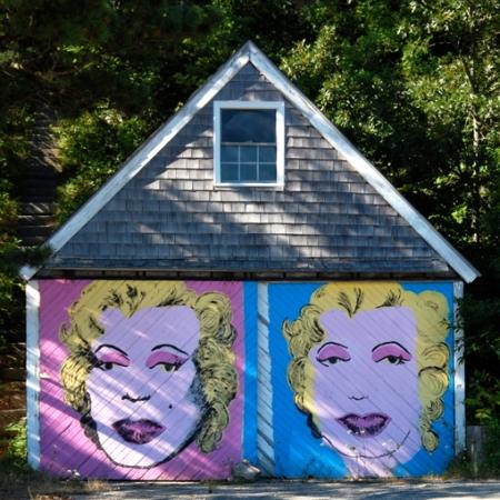 2 Mayflower Avenue, Provincetown (2008), by David W. Dunlap.