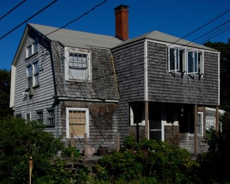 41 Mayflower Avenue, Provincetown (2008), by David W. Dunlap.