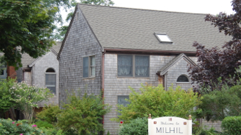 18 Miller Hill Road, Provincetown (2008), by David W. Dunlap.