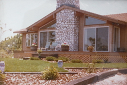 11 Oppen Lane, Provincetown (1970s). Courtesy of Jerome C. Crepeau and Louis L. Lima.