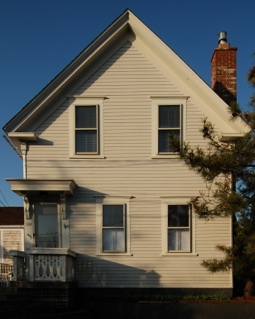 26 Nickerson Street, Provincetown (2013), by David W. Dunlap.