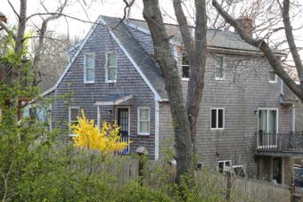 34 Nelson Avenue, Provincetown (2013), by David W. Dunlap.