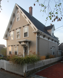 4 Nickerson Street, Provincetown (2011), by David W. Dunlap.
