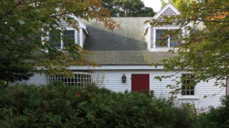 4 Oak Drive, Provincetown (2012), by David W. Dunlap.