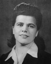 Clotilda Dorothea (Medeiros) Steele. Courtesy of the Steele family.