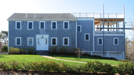 13 Pilgrim Heights Road, Provincetown (2013), by David W. Dunlap.