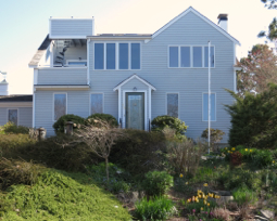 18 Pilgrim Heights Road, Provincetown (2013), by David W. Dunlap.