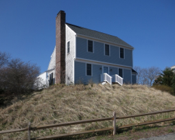 3 Pilgrim Heights Road, Provincetown (2013), by David W. Dunlap.