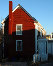 31 Pearl Street, Provincetown (2010), by David W. Dunlap.