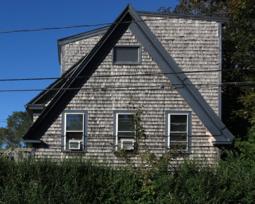 36 Pearl Street, Provincetown (2012), by David W. Dunlap.