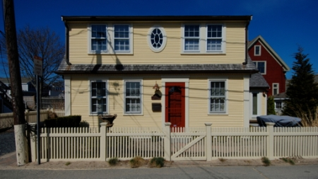 7 Pleasant Street, Provincetown (2011), by David W. Dunlap.