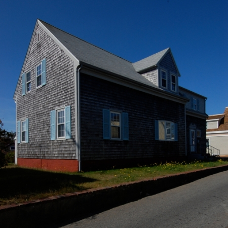8 Pleasant Street, Provincetown (2011), by David W. Dunlap.
