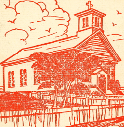 """A History of St. Peter's Church, Provincetown, 1874-1949."""