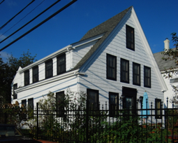 18 Pleasant Street, Provincetown (2011), by David W. Dunlap.