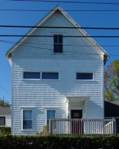 20 Pleasant Street, Provincetown (2011), by David W. Dunlap.