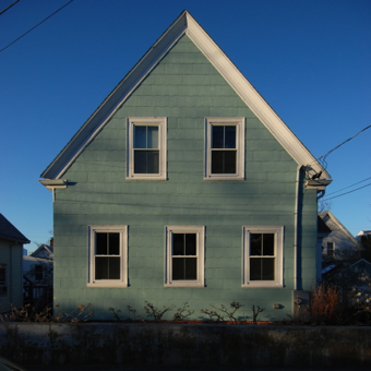 21 Pleasant Street, Provincetown (2013), by David W. Dunlap.