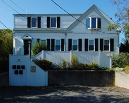 26 Pleasant Street, Provincetown (2011), by David W. Dunlap.