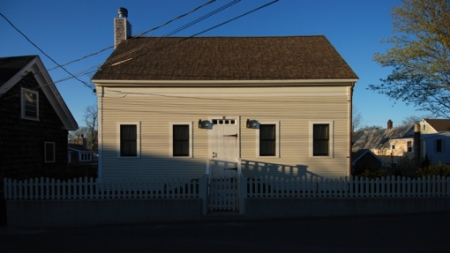 27 Pleasant Street, Provincetown (2013), by David W. Dunlap.