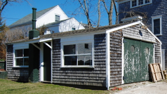 28 Pleasant Street, Provincetown (2011), by David W. Dunlap.