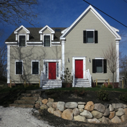 50 Pleasant Street, Provincetown (2013), by David W. Dunlap.
