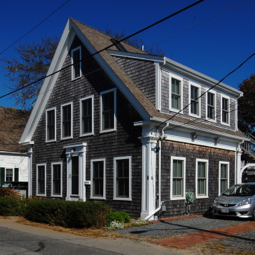 9 Pleasant Street, Provincetown (2011), by David W. Dunlap.