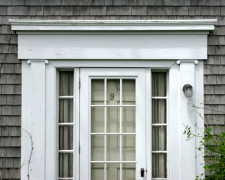 9 Point Street, Provincetown (2008), by David W. Dunlap.