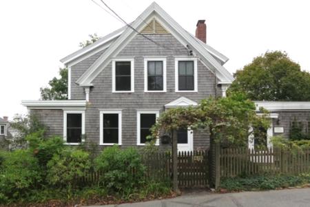 4 Priscilla Alden Road, Provincetown (2012), by David W. Dunlap.