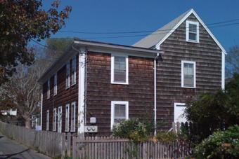 5 School Street, Provincetown (2011), by David W. Dunlap.