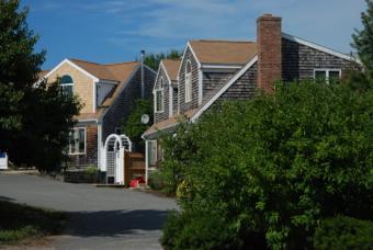 8 Seashore Park Drive, Provincetown (2010), by David W. Dunlap.
