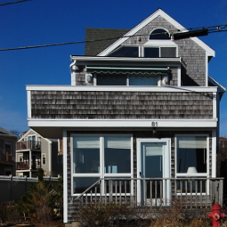 81 Province Lands Road, Provincetown (2011), by David W. Dunlap.