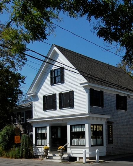 1 Tremont Street, Provincetown (2011), by David W. Dunlap.