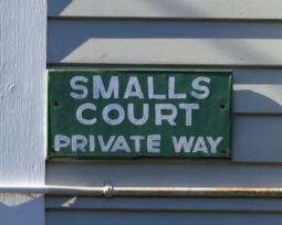 10 Smalls Court, Provinceton (2012), by David W. Dunlap.