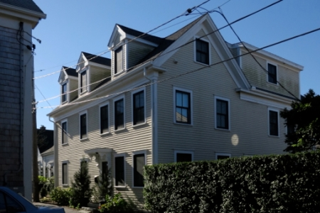 10 Washington Avenue, Provincetown (2012), by David W. Dunlap.