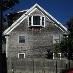 12 Standish Street, Provincetown (2012), by David W. Dunlap.