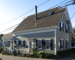12 West Vine Street, Provincetown (2012), by David W. Dunlap.