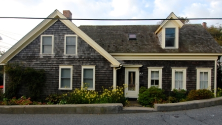 14 West Vine Street, Provincetown (2011), by David W. Dunlap.