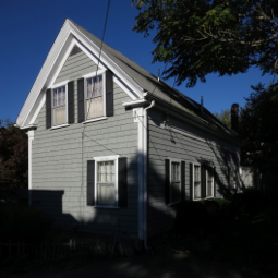 14A Standish Street, Provincetown (2012), by David W. Dunlap.
