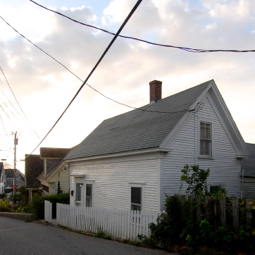 16 West Vine Street, Provincetown (2011), by David W. Dunlap.