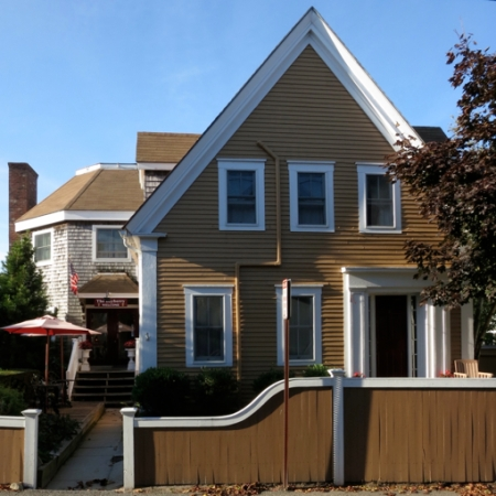 16 Winthrop Street, Provincetown (2012), by David W. Dunlap.